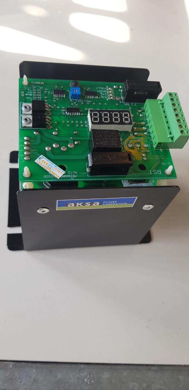 Sạc bình tự động 12 VDC – 24 VDC (CF)