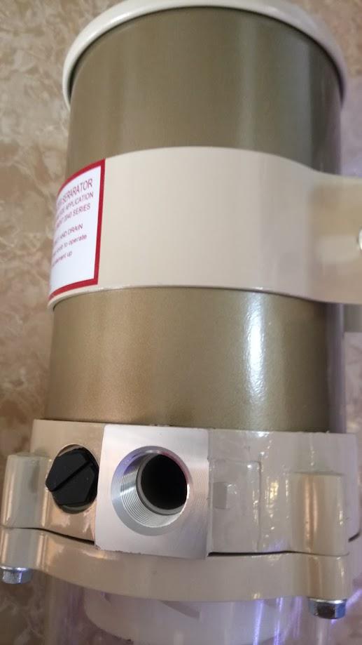 Lọc dầu tách nước cho máy phát điện trên 500 Kva