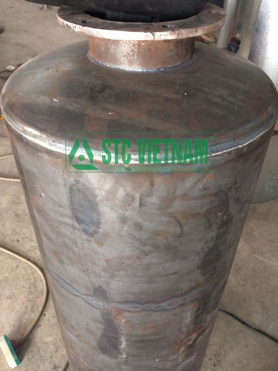 Gia công ống bô theo yêu cầu