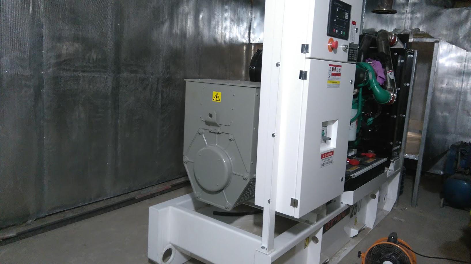 Sửa chửa máy phát điện tại Đà Lạt