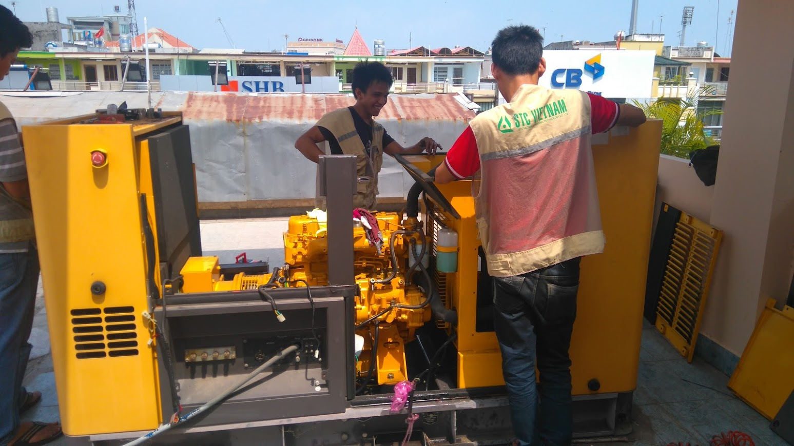 Sửa chửa máy phát điện Quận 4, TP Hồ Chí Minh