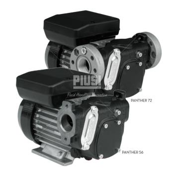 Diesel Engine Piusi – italy Panther 56