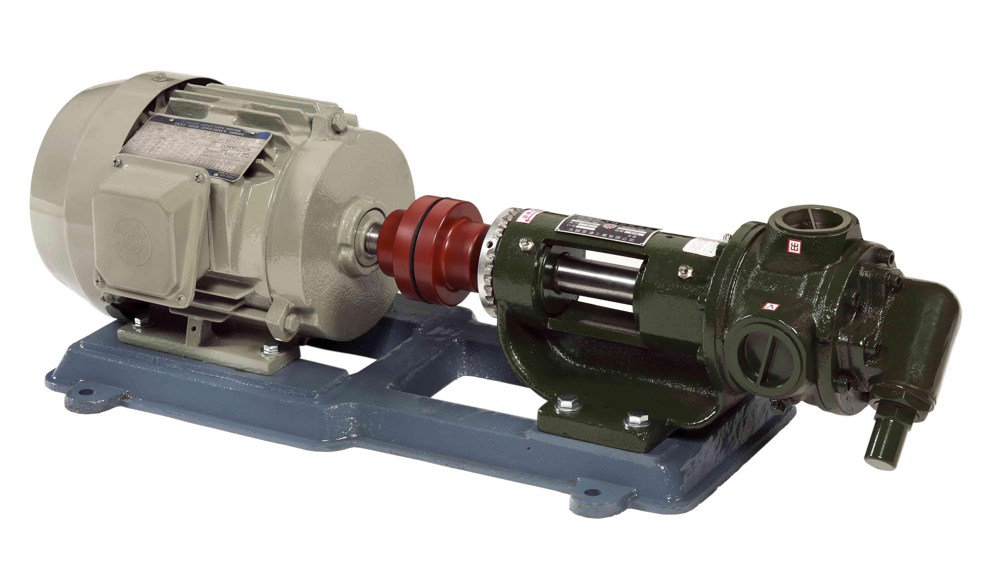 Máy bơm dầu, bơm bánh răng Seemsan MSL-35