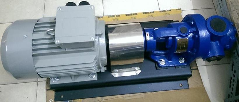 Oil pump, gear pump Seemsan MSL-35