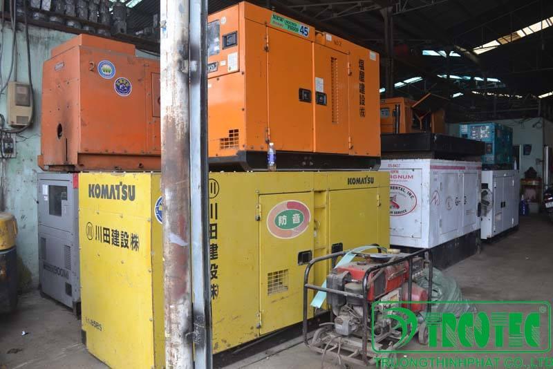 Máy phát điện Denyo ( Đã qua sử dụng)