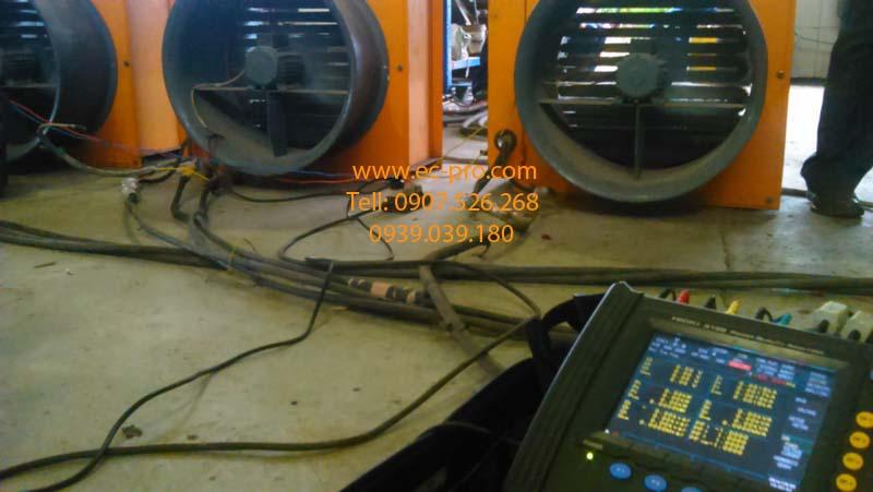 Cho thuê tải giả máy phát điện 150 Kva