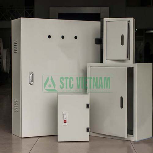 Processing electrical cabinets in HCMC