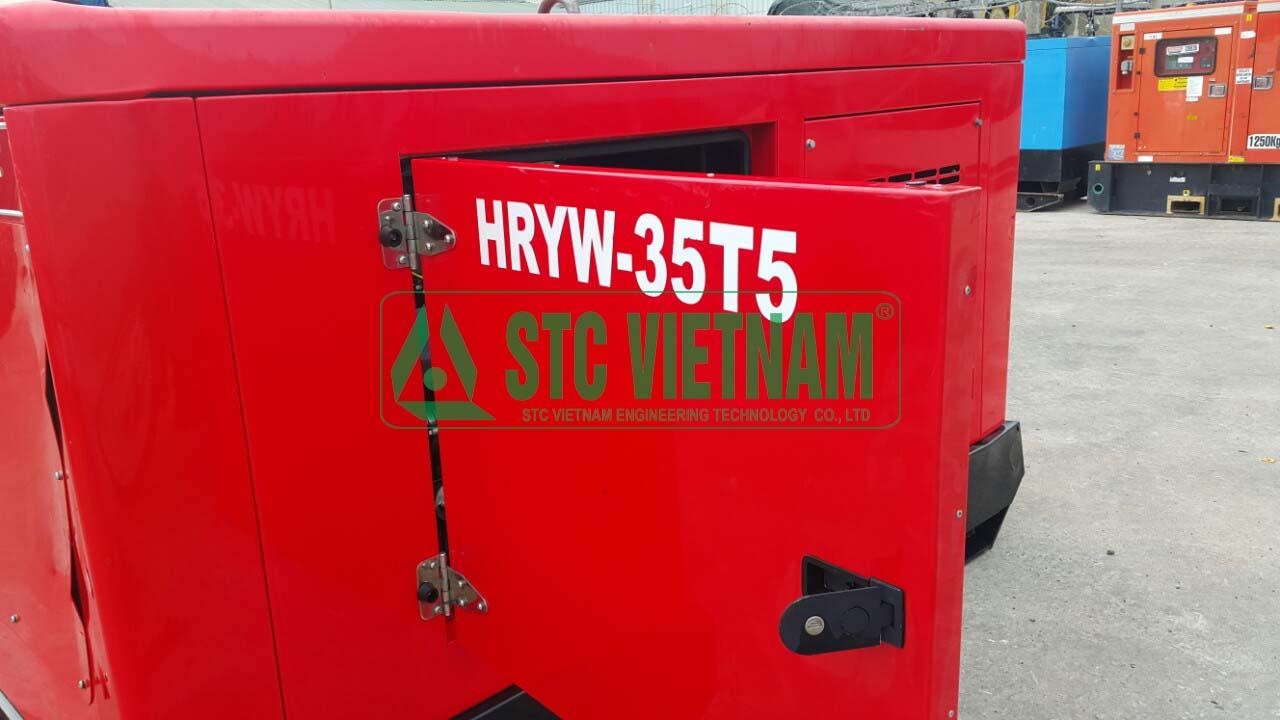 Máy phát điện cũ Himoinsa 35 Kva