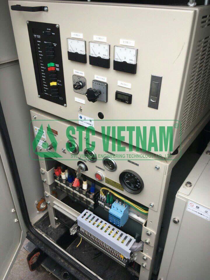 Máy phát điện cũ Mitsubishi Full Option