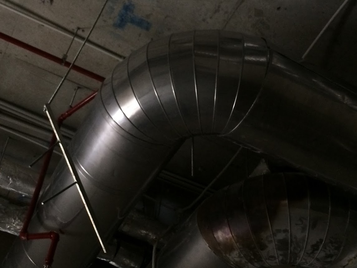 Insulation insulation Exhaust pipe D400