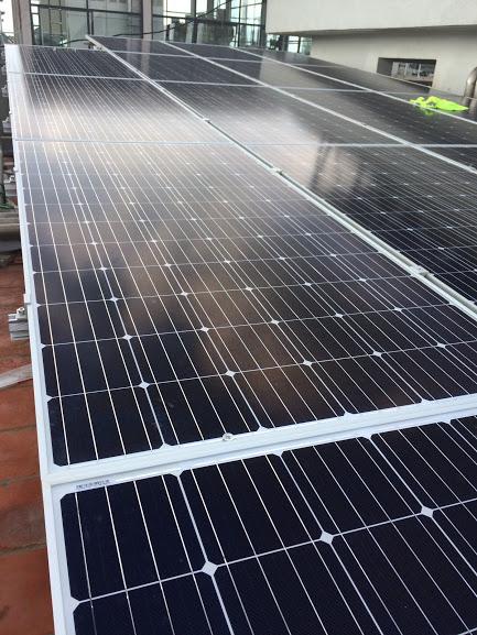 Household solar power 1.5 KW