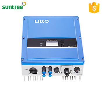 Solar Inverter Litto 6 Kw – LT 6000HD
