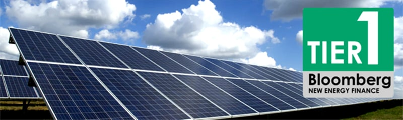 Tier 1 standards for solar power