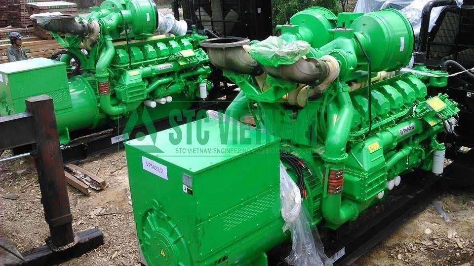 Transport, relocation and installation of generators in dongnai