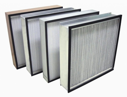 HEPA filter, clean room air filter