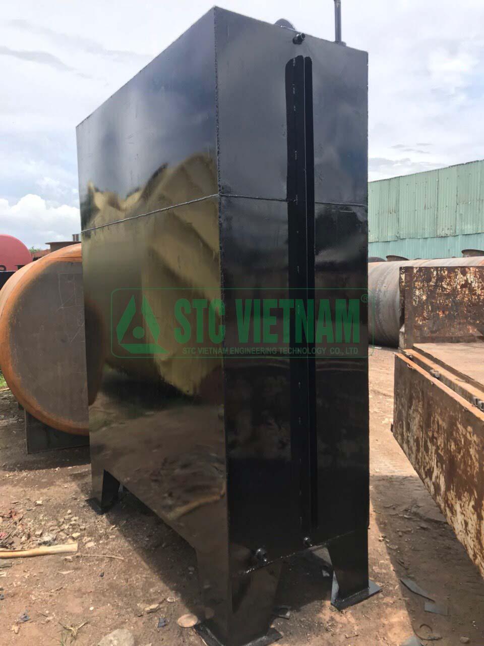 Bồn dầu máy phát điện 1000 lít (Sao chép)